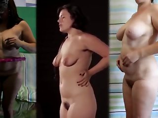 naked katherine is dancing the macarena 2