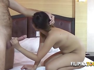 asian having pov rough bareback sex with tourist