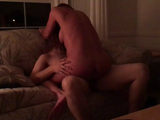 my milf riding another young guy